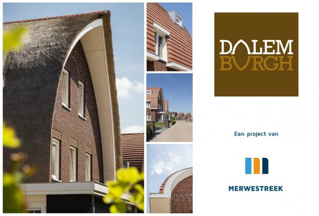 Dalemburgh: wonen op een unieke locatie in Gorinchem