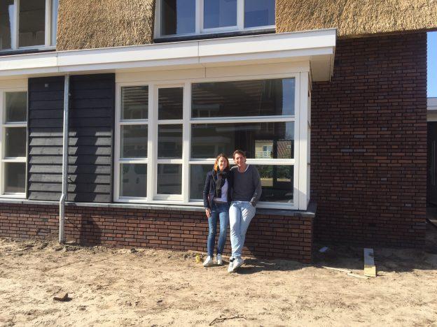 Villapark Lavendel te Vlijmen: eerste woning opgeleverd!
