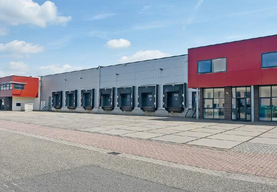 Bedrijfscomplex Hortensialaan 2-4 te Huissen