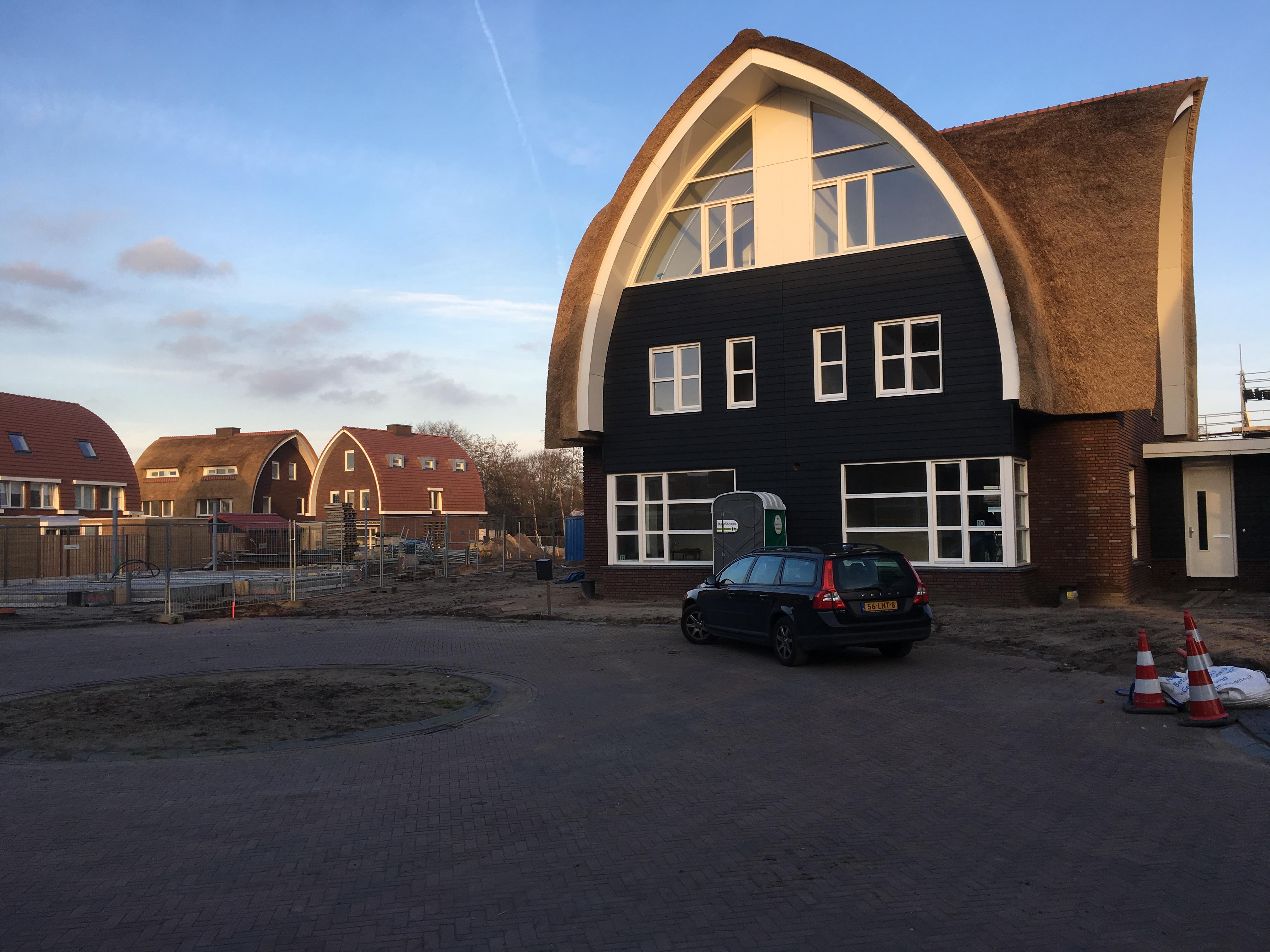 Bijzonder wonen in Villapark Lavendel in Vlijmen krijgt steeds meer vorm