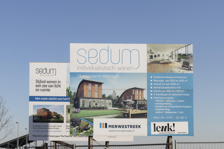 Feestelijke 1e paal fase 2 bouw Sedum Gorinchem