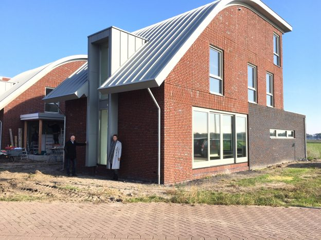 Kavel 13 project Sedum opgeleverd, Fase 1 is voltooid!