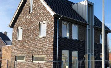 2e vrijstaande woning Land van Matena wordt in december opgeleverd!