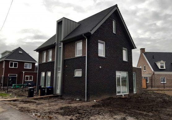 Woning 2 die we gebouwd hebben, opgeleverd in december 2019.