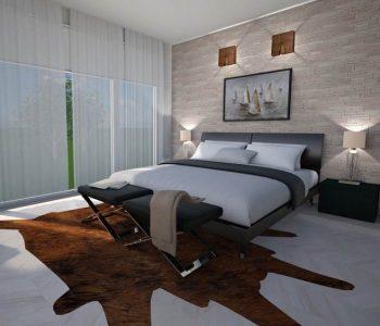 Ruime slaapvertrekken met badkamer