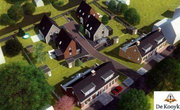 Nieuwbouwproject 'De Kooyker' te Papendrecht