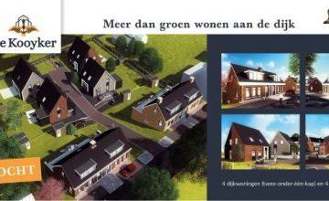 Nieuwbouwproject 'De Kooyker' te Papendrecht uitverkocht!